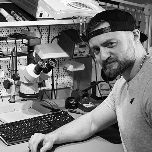 Elektronik Michał C