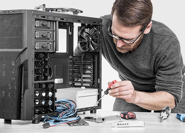 naprawa komputerów stacjonarnych